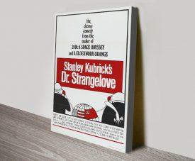 Buy a Dr Strangelove Vintage Poster Print