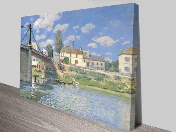 Stretched Canvas Classic Art Prints Home Decor AU