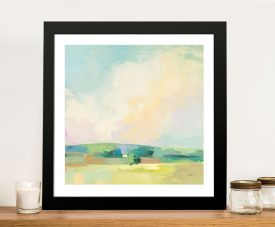 Buy a Julia Purinton Summer Sky ll Print