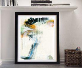 Turbulence ll Framed Jane Davies Wall Art