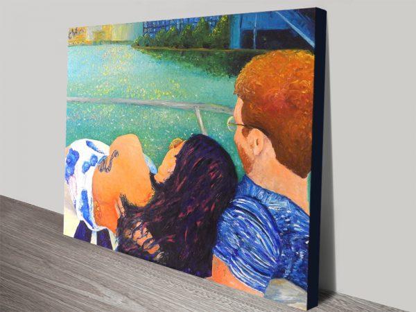 A Moment to Remember Chiara Magni Canvas Art