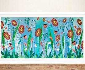Blooming Abundance by Lisa Frances Judd