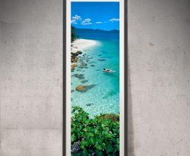 Fitzroy Island High-Quality Panoramic Print