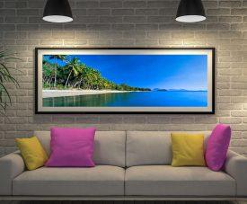Port Douglas Paradise Panoramic Wall Art