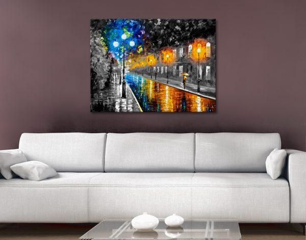 Leonid Afremov Online Gallery Sale Gift Ideas AU