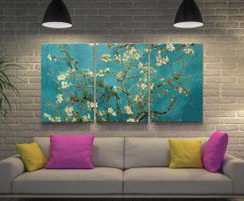 Triptych Wall Art Canvas