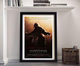 Buy a Shawshank Redemption Vintage Poster