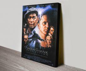 The Shawshank Redemption Movie Poster Print