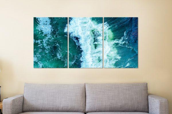 Surf Break Ready to Hang Matt Day Art Online