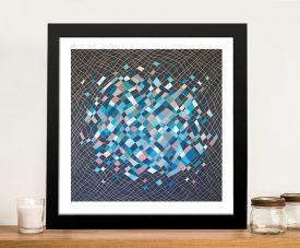 Come Undone Framed Art by Lisa Frances Judd