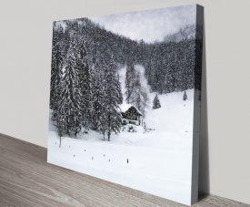 Buy Bavarian Winters Tale lX Landscape Art