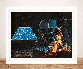 Buy a Rare Vintage Star Wars Movie Poster