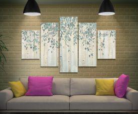 James Wiens Dream Forest Split Panel Art