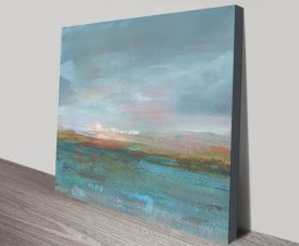 Buy Open Water Sunrise Abstract Seascape Art