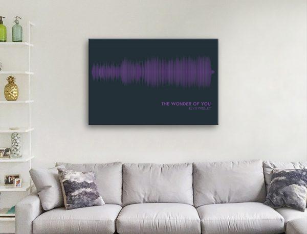 Affordable Elvis Presley Soundwaves Art Online
