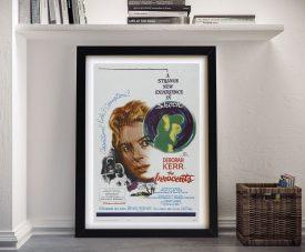 The Innocents Framed Vintage Film Poster