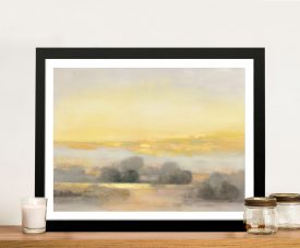 Buy Atmospheric Watercolour Seascape