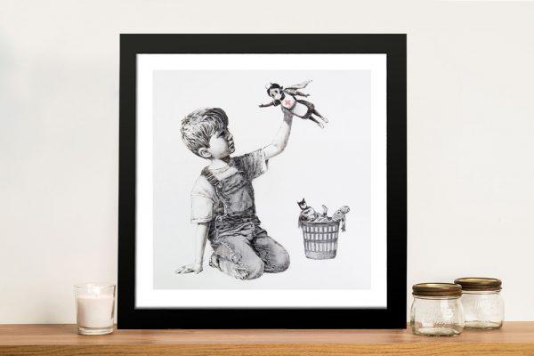 Superhero Nurse by Banksy Great Gifts Online