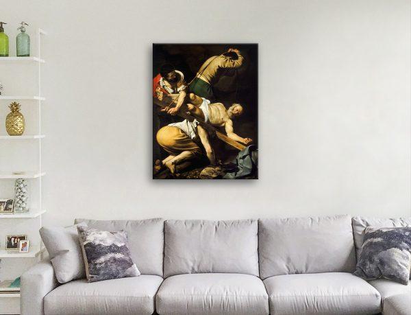 Affordable Caravaggio Prints Unique Gifts AU