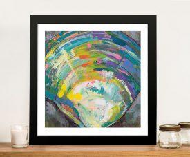 Buy a Framed Lilly Quahog Clamshell Print