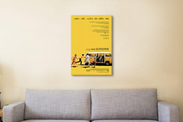 Little Miss Sunshine Poster Gift Ideas Online