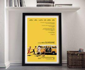 Little Miss Sunshine Framed Film Poster