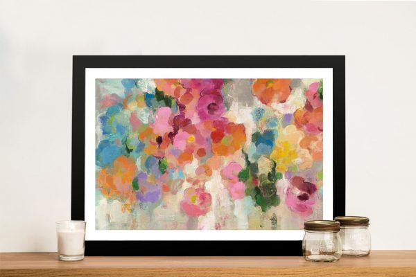 Framed Silvia Vassileva Floral Art Gift Ideas AU