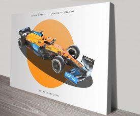 Buy a High-Quality McLaren F1 Art Print