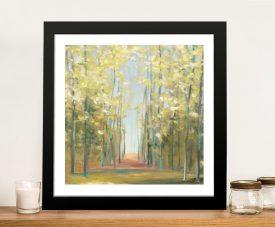 Aspen Grove ll Julia Purinton Art on Canvas