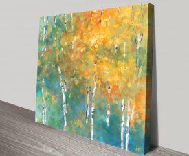 Buy Confetti ll Julia Purinton Art on Canvas