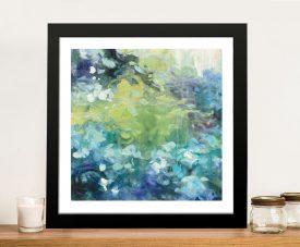 Buy Bright Hydrangea Julia Purinton Artwork
