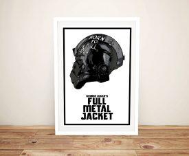 Tie Fighter Helmet Star Wars Framed Print