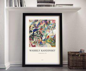 Composition Vll Kandinsky Modern Art