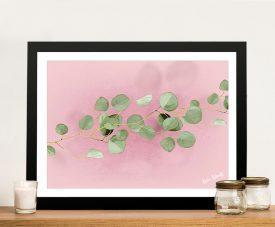 Eucalyptus in Pink Karin Roberts Aussie Art