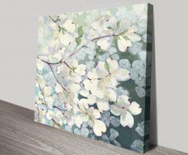 Magnolia Delight Elegant Floral Wall Art