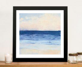 True Blue Ocean Julia Purinton Seascape