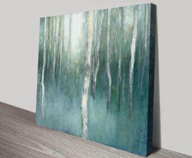 Forest Dream Landascape Canvas Print