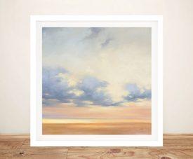Follow the Leader Framed Seascape
