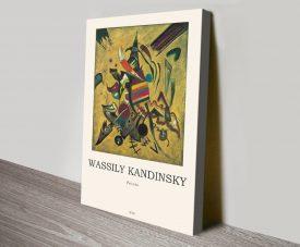 Wassily Kandinsky Points Modern Composition