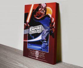 Buy a Darth Vader Vintage Movie Poster