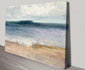 Indigo Isle Quality Print on Canvas