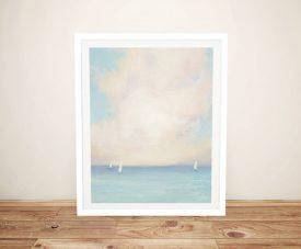 Buy Morning Sail l Watercolour Seascape