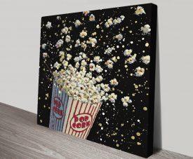 Cinema Pop James Wiens Pop Art Print