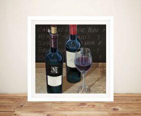 Wine Spirit ll James Wiens Print on Canvas