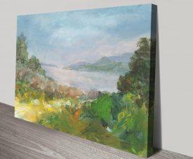 Buy Hidden Sea Canvas Seascape Wall Art