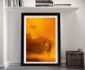 Blade Runner 2049 Framed Poster