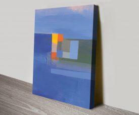 Evening Light Jo Maye Print on Canvas