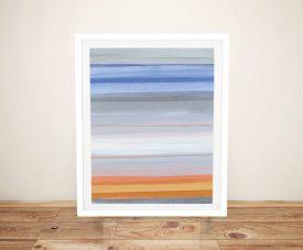 Horizons High-Resolution Abstract Artwork