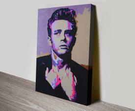 James Dean Premium Quality Pop Art Print
