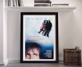 Eternal Sunshine Framed Film Poster Artwork